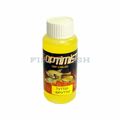 Dip Liquid Тутти-Фрутти 125 ml OPTIMIST
