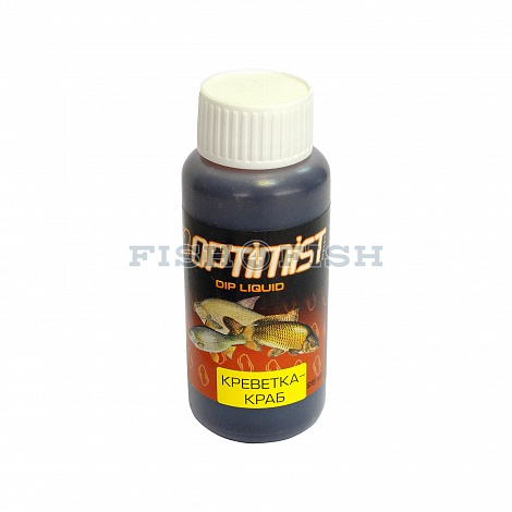 Dip Liquid Креветка Краб 125ml OPTIMIST
