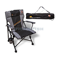 Стул ZEBCO раскладной Pro Staff Chair Supreme 42 cm 54 cm 65 cm