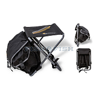 Стул ZEBCO с рюкзаком Pro Staff Chair BP 34 cm 33 cm 41 cm
