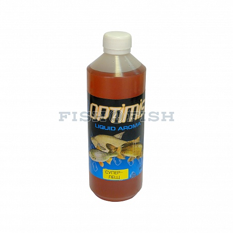 Арома Liquid aroma Супер Лещ  500ml OPTIMIST