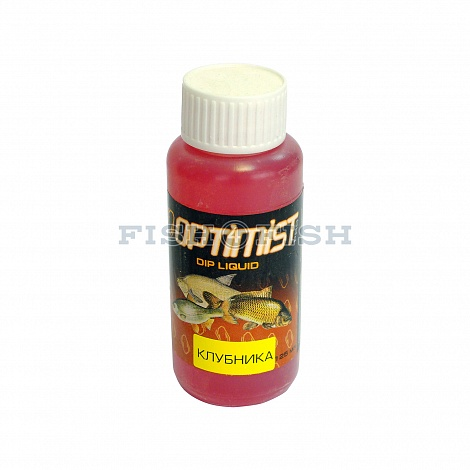 Dip Liquid Клубника 125ml OPTIMIST